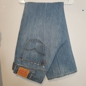 Levi's 559 Relaxed Straight Fit Jeans Sz 38x34